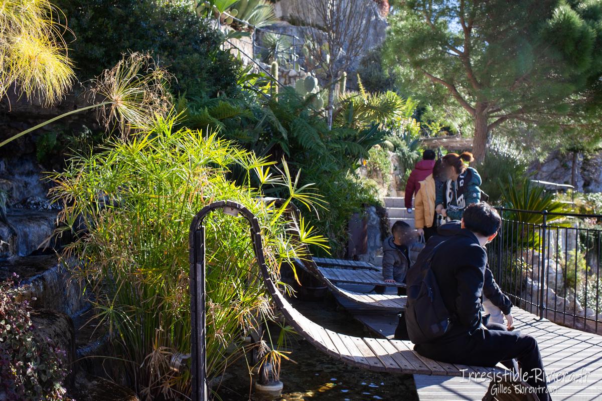 Photo Petit Jardin Exotique eze et son jardin exotique