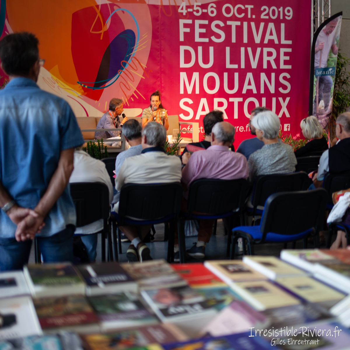 Book Fair of Mouans-Sartoux